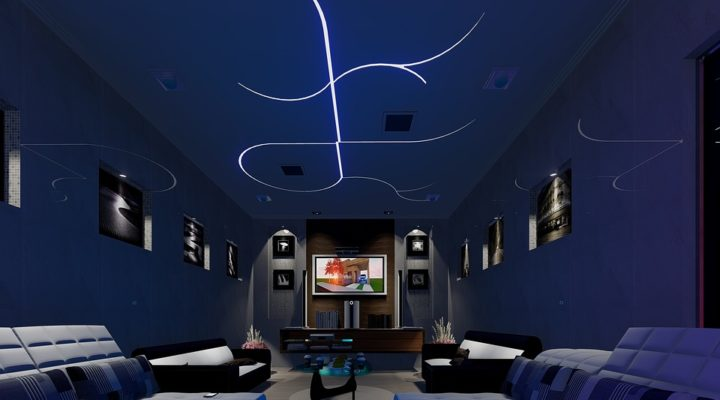 How To Create The Ultimate Entertainment Space