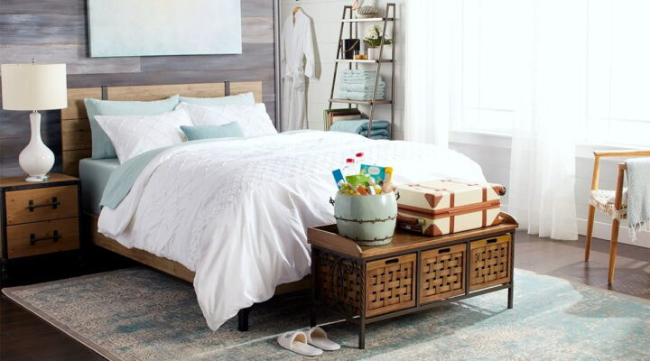 3 decor ingredients for the perfect guest bedroom